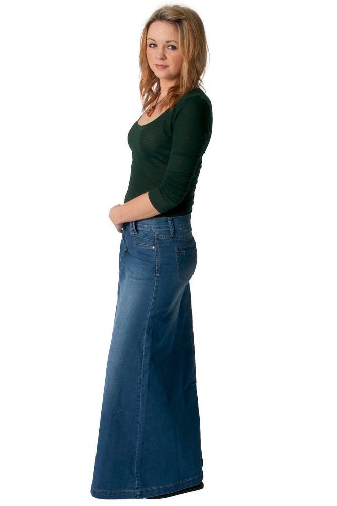 manufacture wholesale design denim skirt