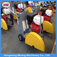 hengwang concrete asphalt cutter/walk behind concrete cutters