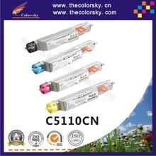 (CS-DC5110) print top premium toner cartridge for DELL C5110CN C 5110CN C5110 5110 310-7892 310-7894 310-7896 310-7890 kcmy 9/8K