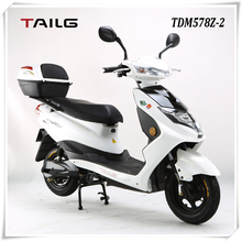 tailg 800w 60v steel frame drum brake electric moped motorcycle for sales