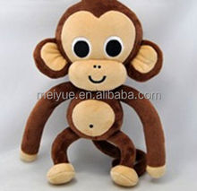Hot Sell High Quality Gifts Cuddly Monkey Plush Toys