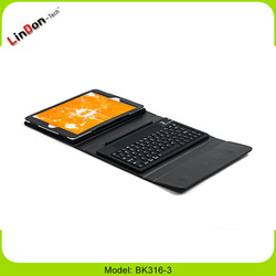 Wireless silicone keyboard case for iPad Air BK316-3
