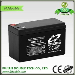 Professional sla battery manufacturers dry battery rechargeable 12v 9ah