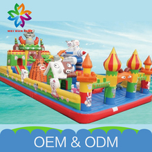 Funny Amusement Park Toys New Style Kids Indoor&Outdoor Inflatable Slide China