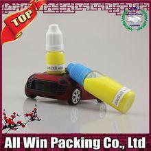 2014 new clear plastic packaging 10ml e cig liquid bottles new pet 10ml e cig liquid bottles