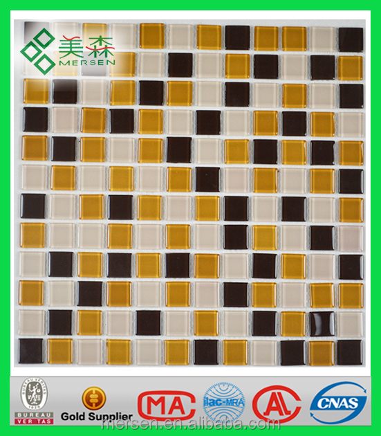 Msh4201 Cheap Glass Mosaic Patterns For Swimming Pool Tile Made In China Buy Glass Mosaic