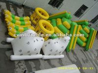 inflatable water sports games/inflatable water park games