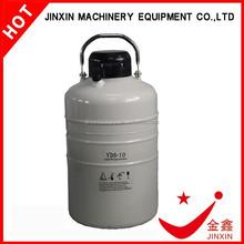 first choice YDS-10 liquid nitrogen dewar for husbandry and laboratory