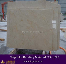 Commercial price calcite style polish classic crema marble