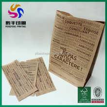 Hot sale customized bag paper