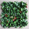 Cheap plastic artificial fence boxwood hedge home decoration garden fence
