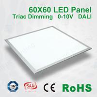 CE RoHS TUV 36w 45w surface mounted led panel light 60*60