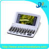 2015 hot sale electronic Quran arabic english dictionary with mp4