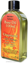 Grapeseed Base Oil for aromatherapy use