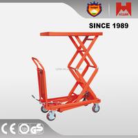 Best price good quanlity Double Scissor lift table/mini scissor /small lift table