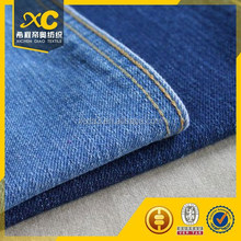 free samples cotton pacific blue denim fabric for india