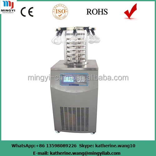 freeze drying at home machine