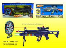 Cheap designer soft bullet gun toys