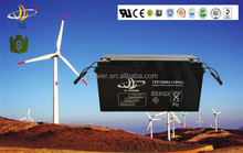 wind turbine battery 12v 150ah electric scooter battery 1.2ah-30ah AGM VRLA battery with hot sale