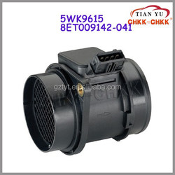 High quality mass air flow sensor for RENAULT 5WK9615 /8ET009142-041 /77 00 105 010