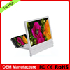 Newest 3D funcation Cell phone Enlarged screen magnifier cell phone stand