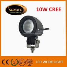 10W 3.9inch LED Work Light 1000LM LED Off Road Working Driving Lamp Light Auto parts LED turck work light IP68 LED head lamp