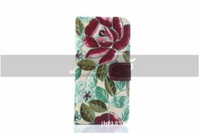 Mobile phone case phone accessories Universal leather case for samsung galaxy note wallet case
