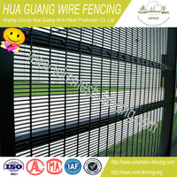 22 years export high security fence / anti climb security fence / anti climb fence experiences factory