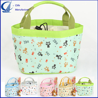 Insulated Cooler Thermal Waterproof Picnic Lunch Bag Box Tote Container Storage
