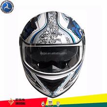 good character racing motorcycle helmet
