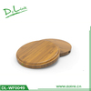 New Bamboo Qi Wireless Charger Power Pad For Samsung Galaxy S6 Edge
