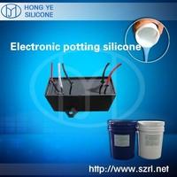 RTV silicone Potting sealant for encapsulating electronic components RTV silicone Potting sealant for encapsulating electronic