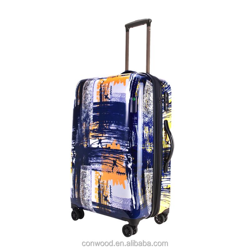 Conwood CT998 수하물 트롤리 휠 낙타 가방 가방