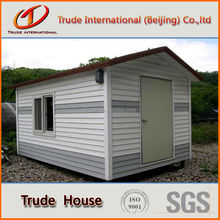 Mobile tiny house China supplier
