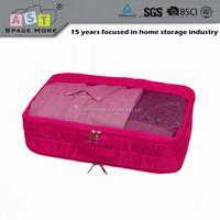 Foldable elegant travel bag parts