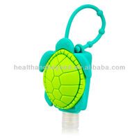 promotion alcohol rubber holder hand sanitizer
