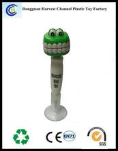 Promotional cartoon plastic souvenir ballpen