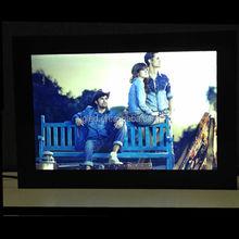 Super Slim 1.5cm Thickness Magnetic Design A2 Led Picture Frame