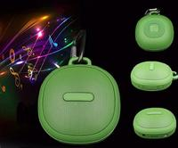 OEM Welcome stereo wireless silicone bluetooth speaker