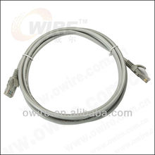 lan cable patch cord cat 5e cat 6