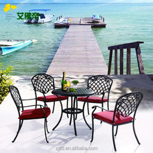 2015 High quality outdoor garden furniture chair and table set patio furniture set