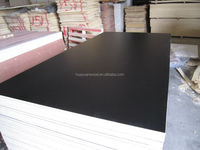Black HPL Plywood 18mm E1 glue for USA