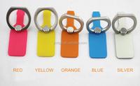 New Promotion Sticky Finger Ring Mobile Phone Holder 360 Degree Rotation Stand