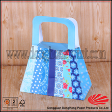 Customized Unique Design Paper Promotion Gifts Packaging Bag