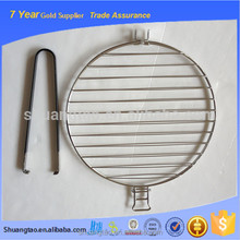BBQ netting BBQ universal mesh grill grilling for fry pan