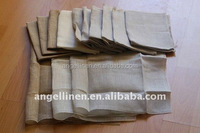plain linen tea towel or printing linen tea towel for wholesale