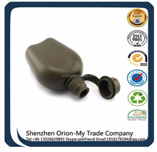 Heated US Military Water Canteen Green Army canteen Aluminum Water Bottle Drinking military canteen factory manufacturer