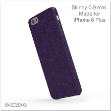 Ultra thin cell phone covers and cases for iPhone 6 plus
