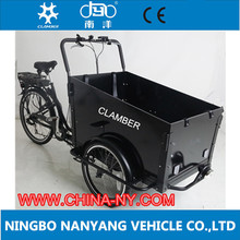 Ningbo Nanyang electric cargo bike bicycle