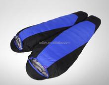 OEM Thicken down-filled sleeping bag Cool Weather camping sleeping bag super light sleeping bag UD16007